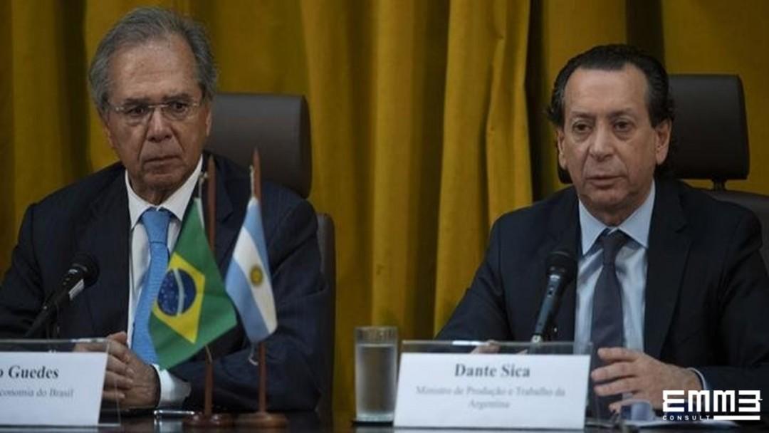 brasil e argentina