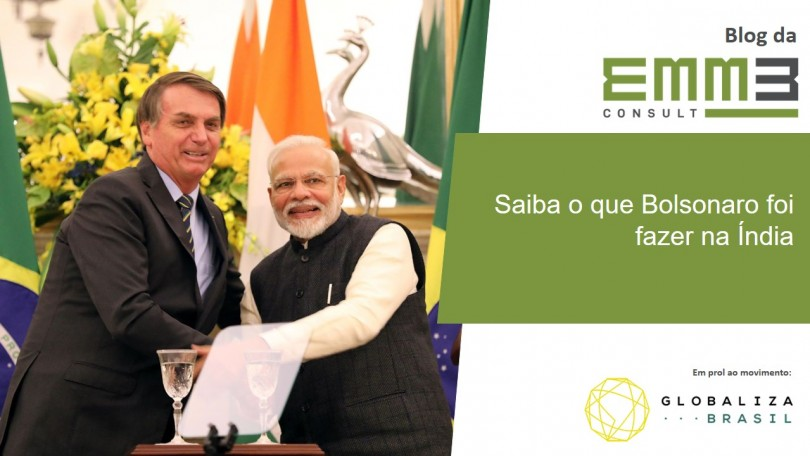 bolsonaro na india
